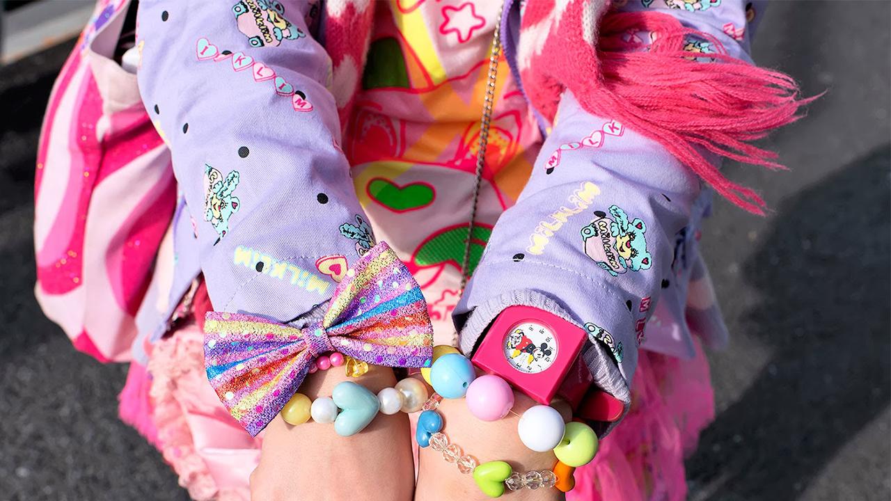 Majtki na głowie? Tak wygląda japońska moda...